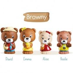 KLOROFIL BROWNY FAMILY
