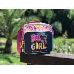 MOCHILA ROCK GIRL PEQUEÑA