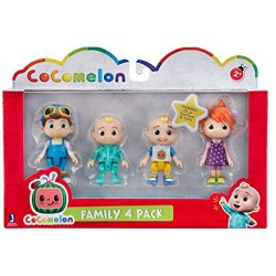 FAMILY 4 PACK COCOMELON