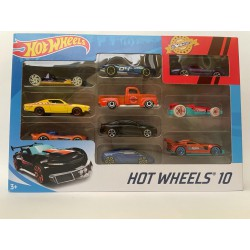 COCHES HOT WHEELS 10