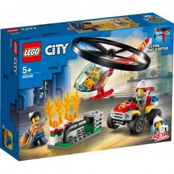 LEGO CITY 60248 HELICOPTERO...